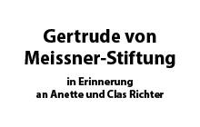 Gertrude von Meissner Stiftung